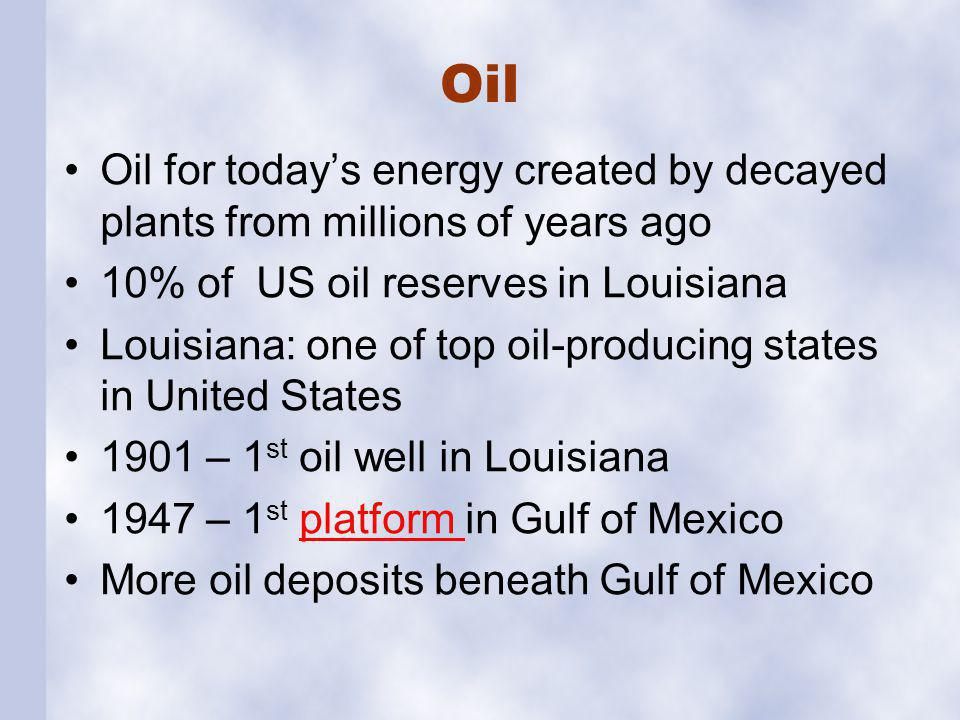 Chapter 3 Louisiana's Economy: Resources and Rewards - ppt video