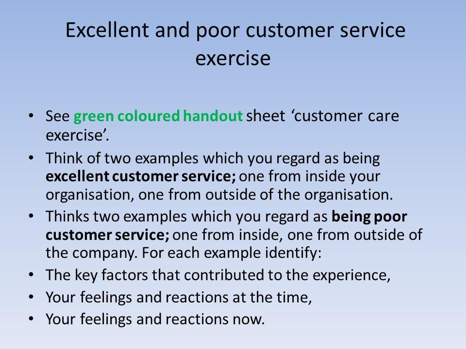 delivering and improving effective customer service ppt download