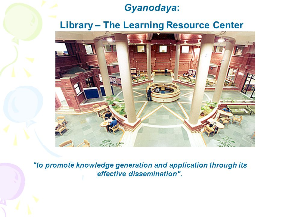 Library – The Learning Resource Center