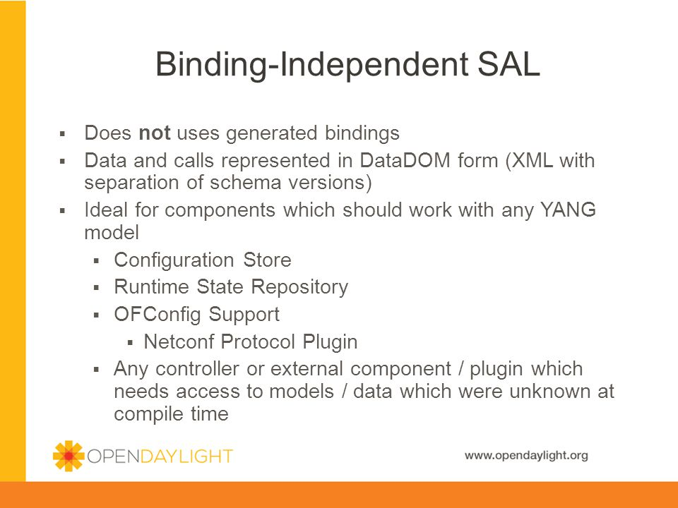 Binding-Independent SAL