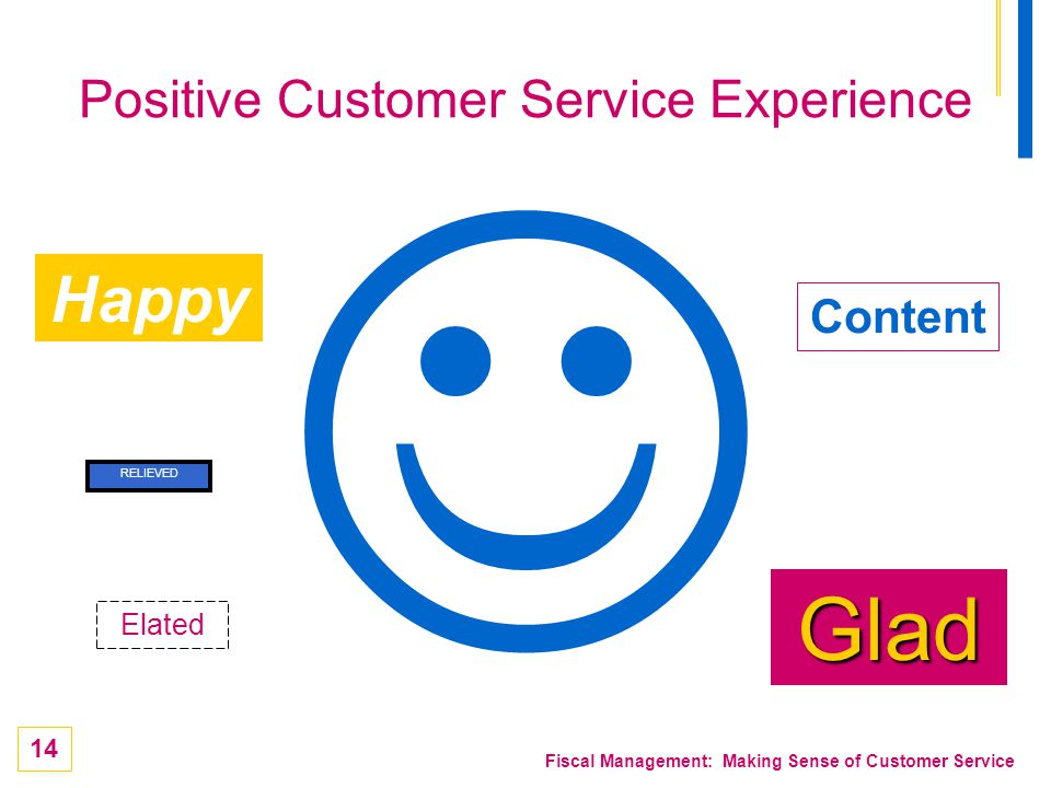 Positive Customer Service Experience