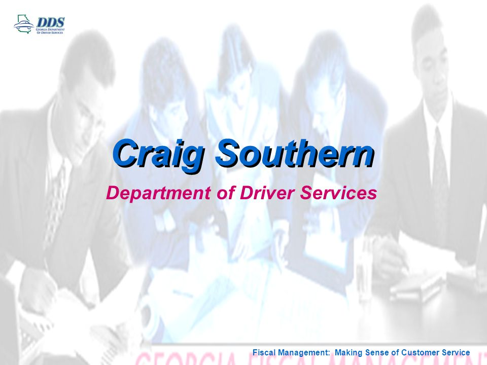 Department of Driver Services