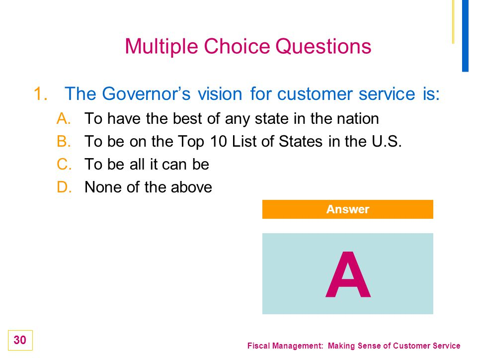 Making Sense of Customer Service - ppt download