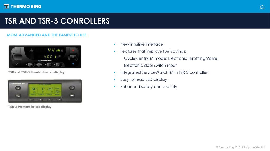 SELF POWERED TRUCK TEMPERATURE CONTROL SOLUTIONS - ppt download