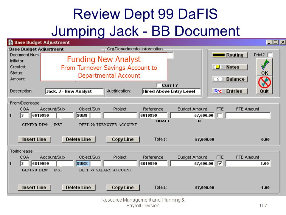 Review Dept 99 DaFIS Jumping Jack - BB Document