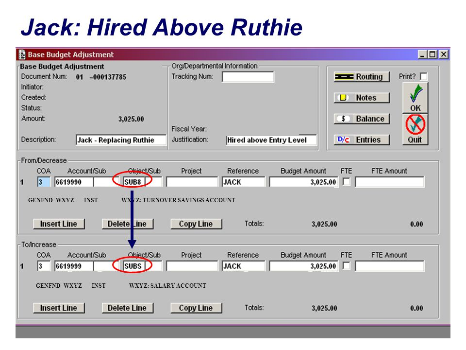 Jack: Hired Above Ruthie