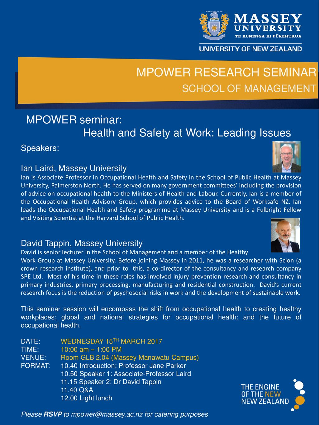 MPOWER RESEARCH SEMINAR - ppt download