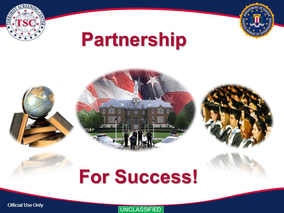 Partnership For Success!