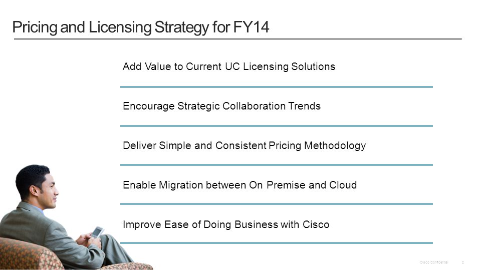 Pricing and Licensing Strategy for FY14