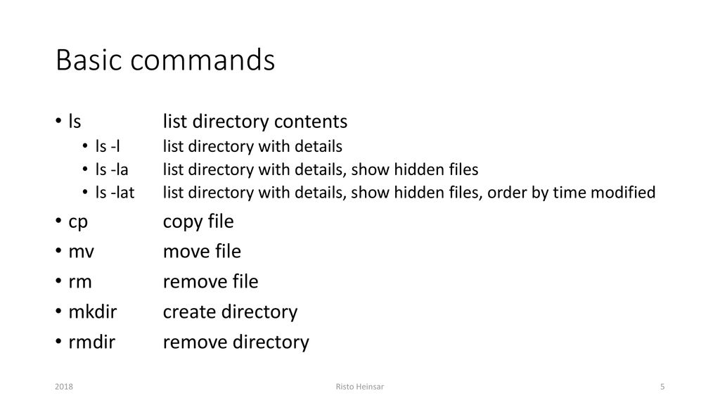 Command line  - ppt download