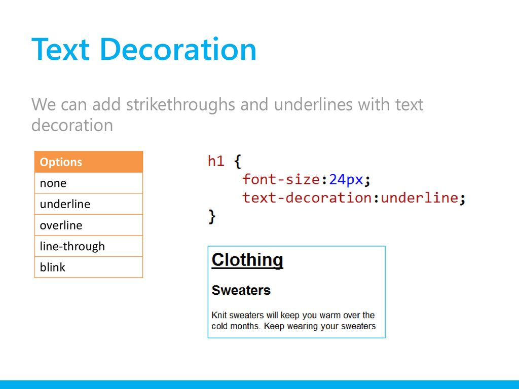 Css Styles Fonts And Colors Ppt Download