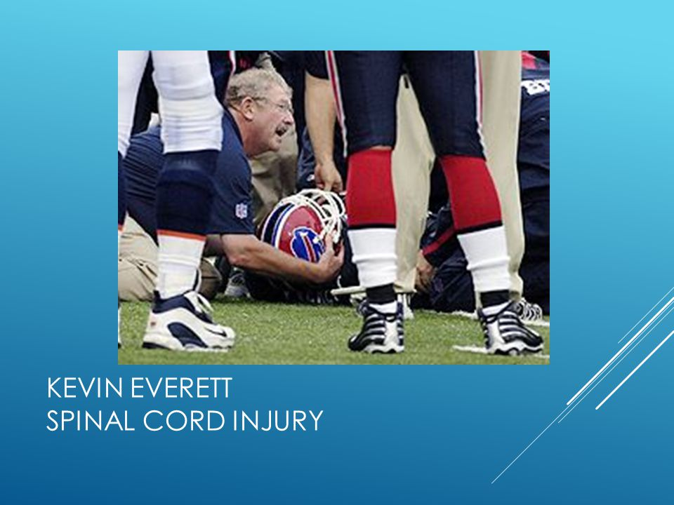 Kevin Everett Spinal Cord Injury
