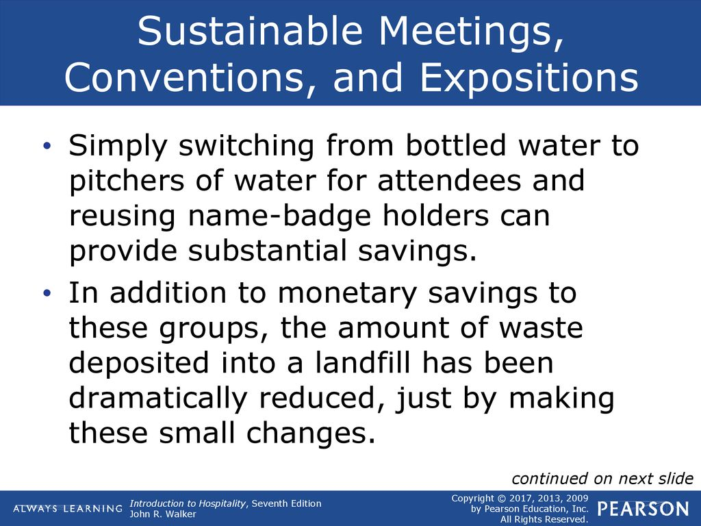 12 Meetings, Conventions, and Expositions  - ppt download