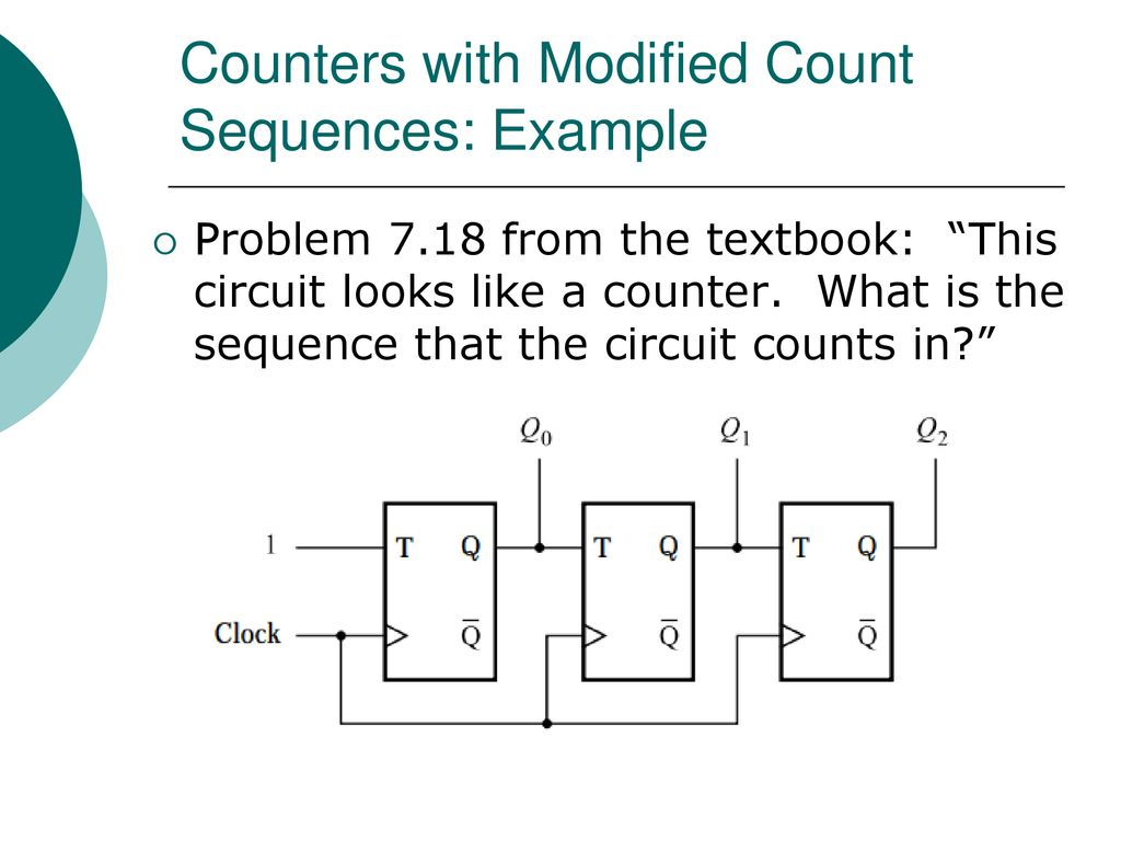 Synchronous Counters Sequential Circuits Electronics Textbook