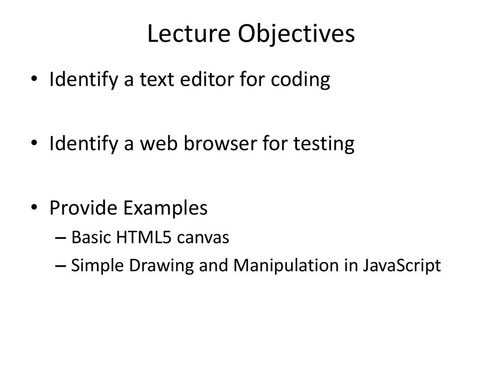 HTML5 – Canvas JavaScript Simple Drawing - ppt download