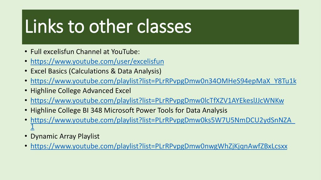 Data Analysis & Business Intelligence Made Easy with Excel