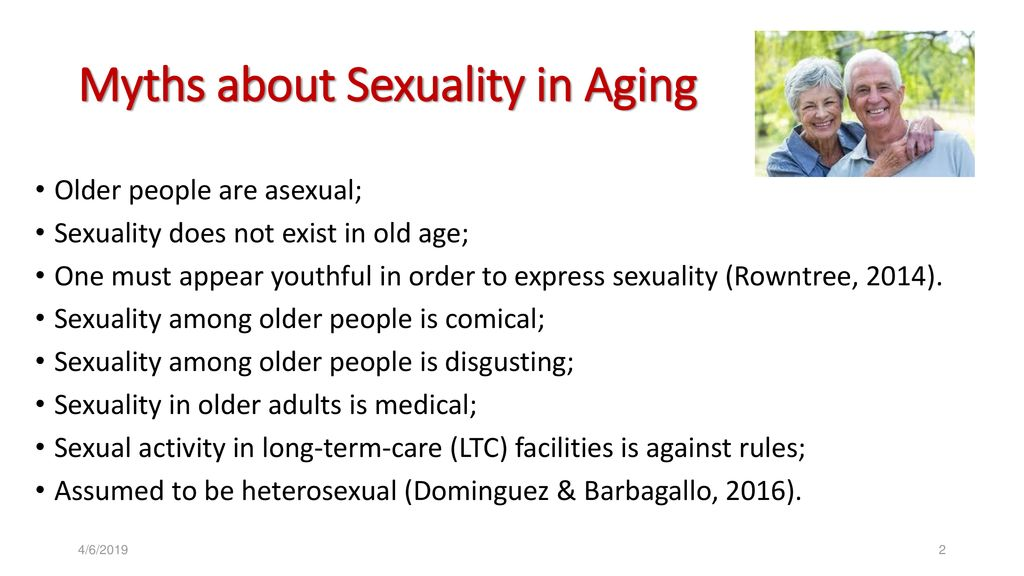 Asexual definition sexuality and aging