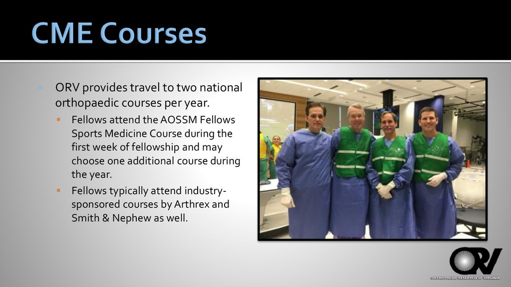 Orthopaedic Research of Virginia - ppt download