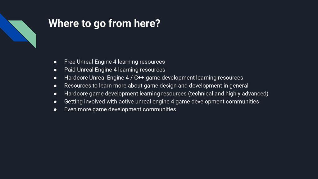 Ue4 Level Design