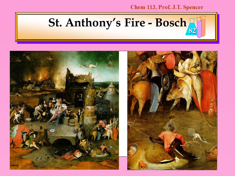 St. Anthony's Fire - Bosch