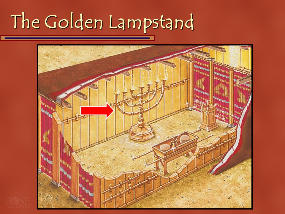 The Golden Lampstand