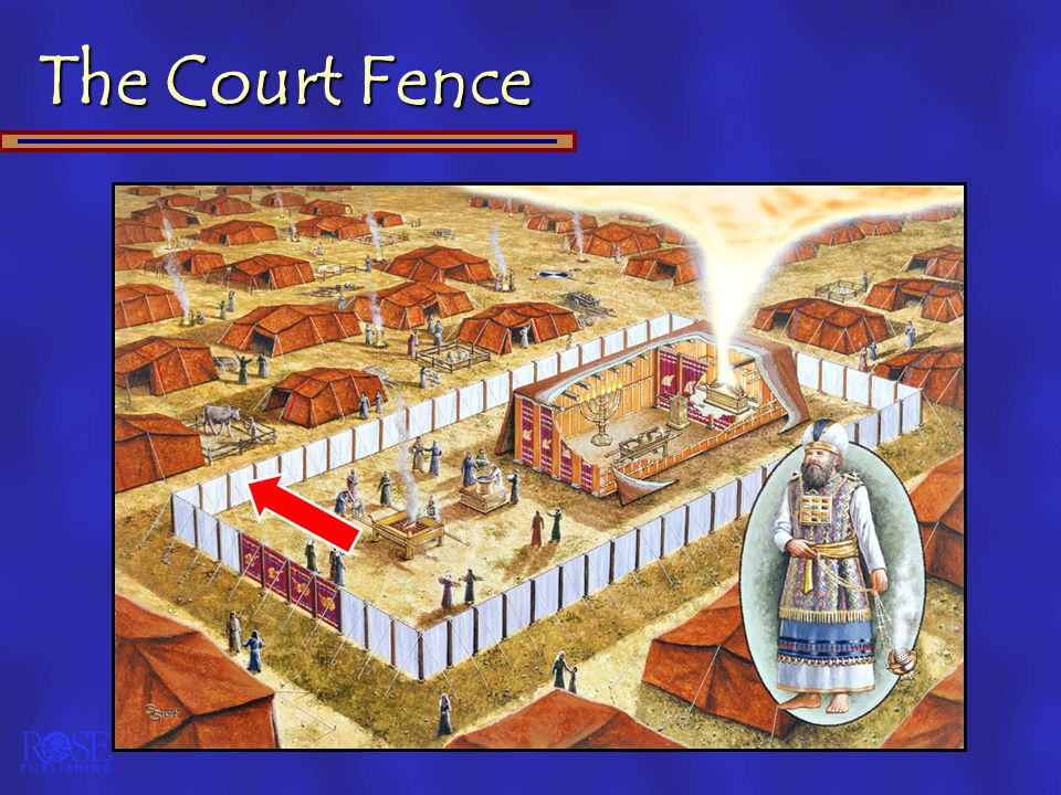 The Court Fence