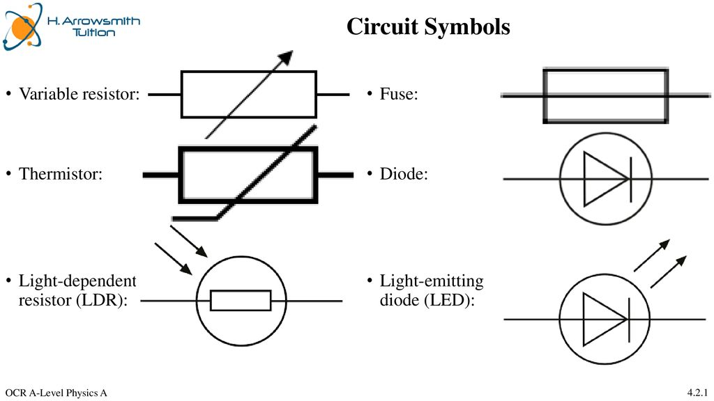 Pleasant Light Emitting Diode Symbol Led Light Symbol Variable Resistor Wiring Database Pengheclesi4X4Andersnl