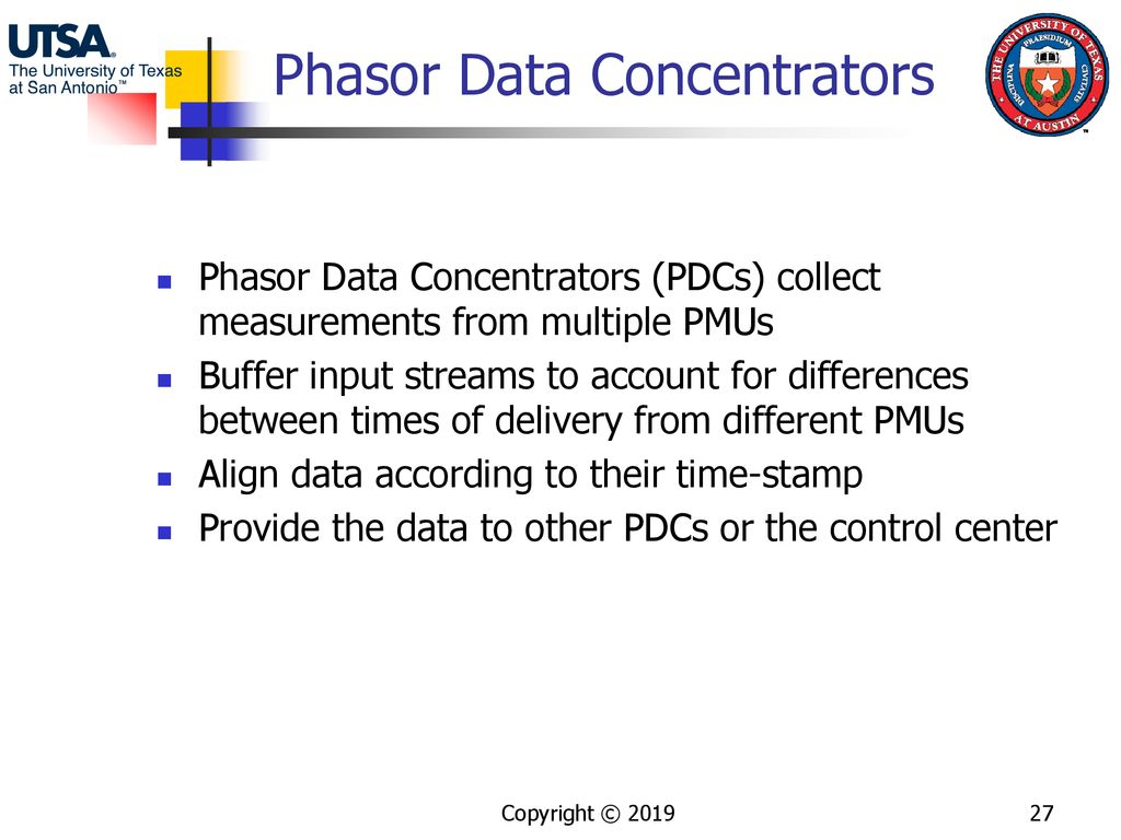 EE362G Smart Grids: Introduction to State Estimation - ppt download