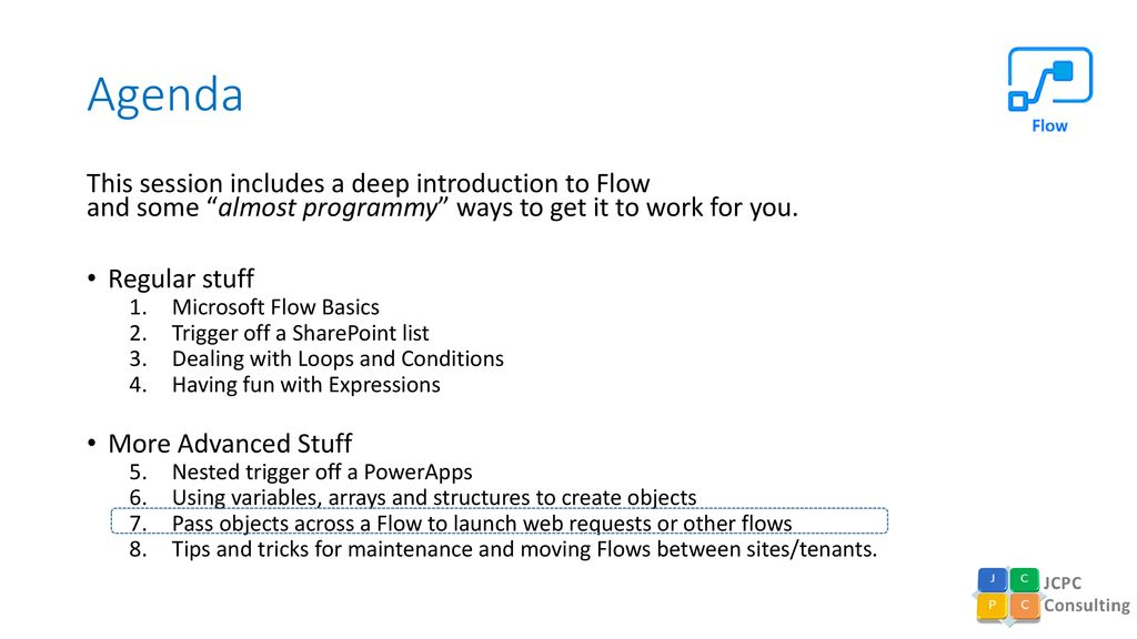 Tips & Tricks with MS Flow - ppt download