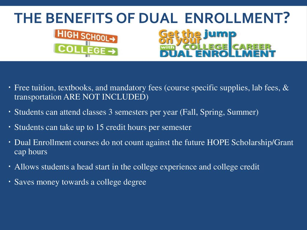 Life At Lanier Tech Life At Lanier Tech What Is Dual Enrollment The Dual Enrollment Program Provides Funding For Students At Eligible High Schools Ppt Download