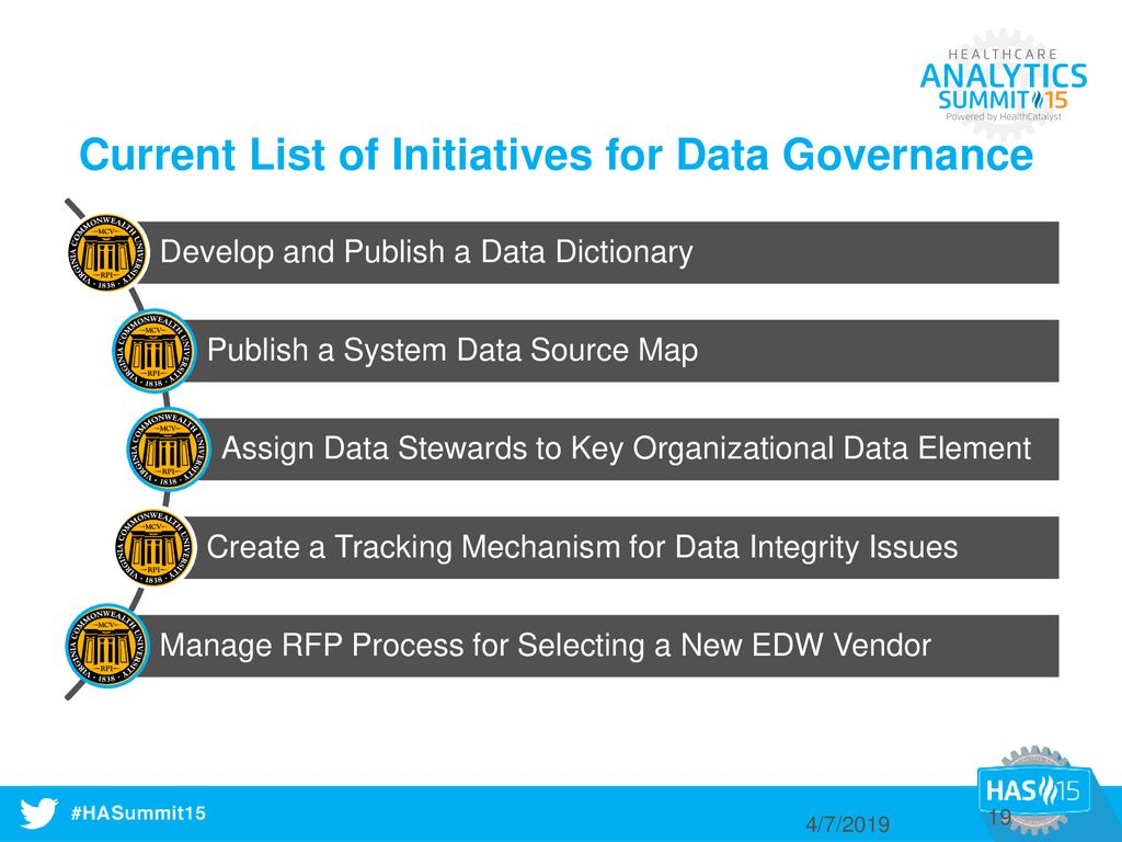 Session #31: Data Governance in Healthcare - ppt download