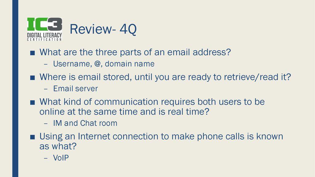 Communication services - ppt download