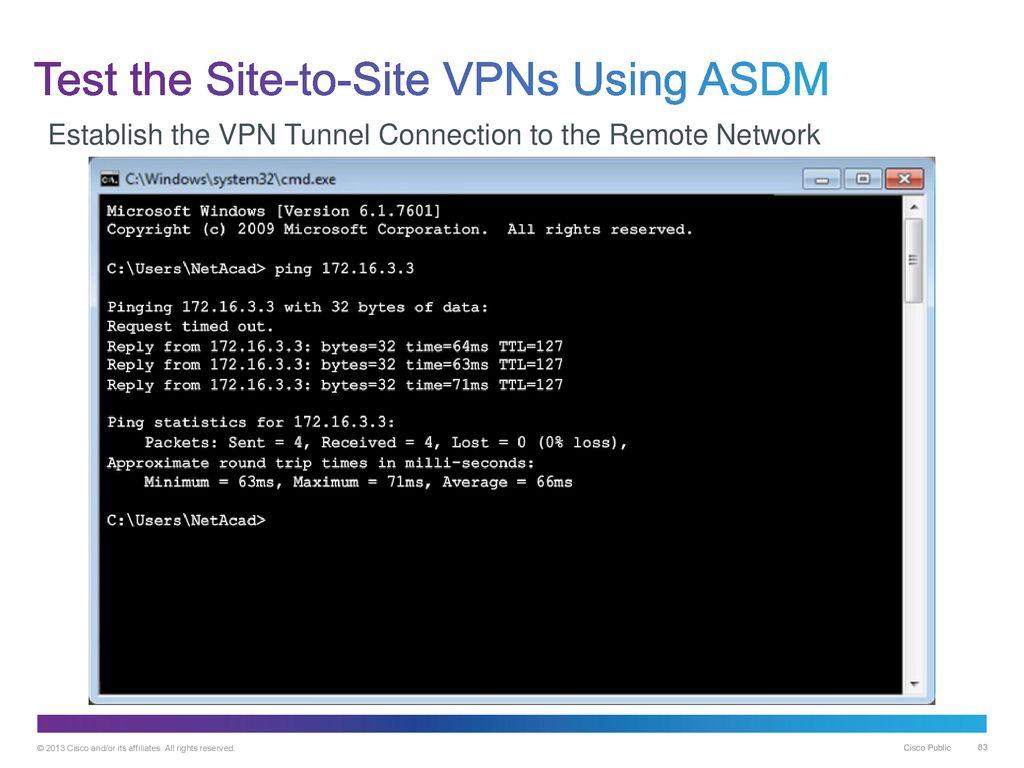 Asdm packet tracer vpn | cisco asa  2019-05-16