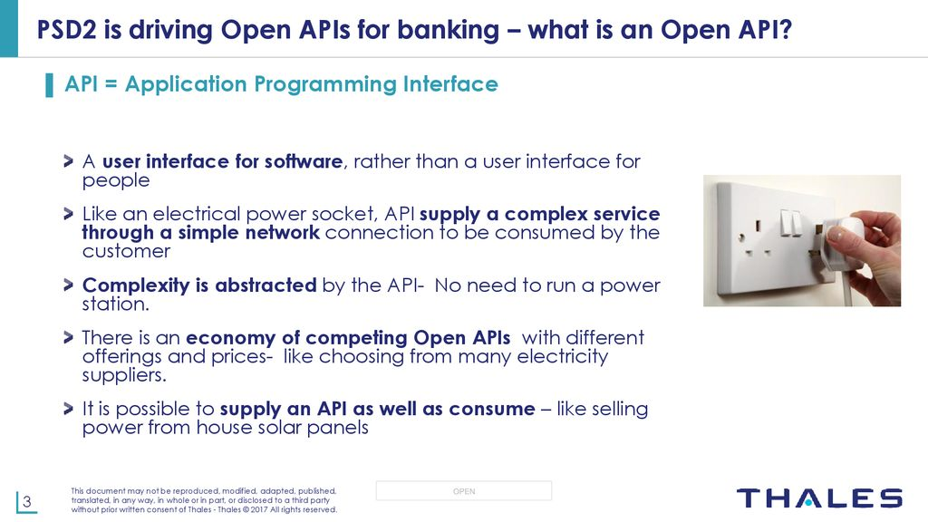 PSD2 and Open APIs – Advapay ppt download
