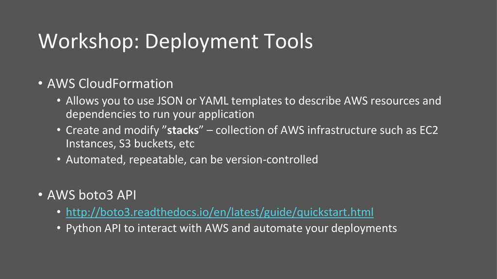 Deploying Your First Full Stack Application to the Cloud - ppt download
