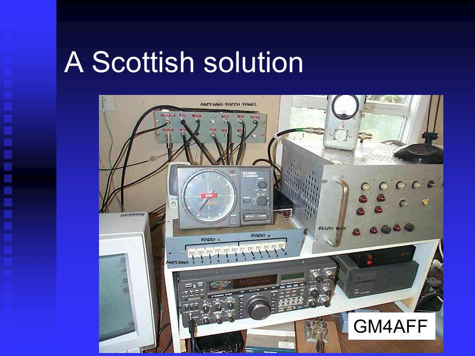 A Scottish solution GM4AFF