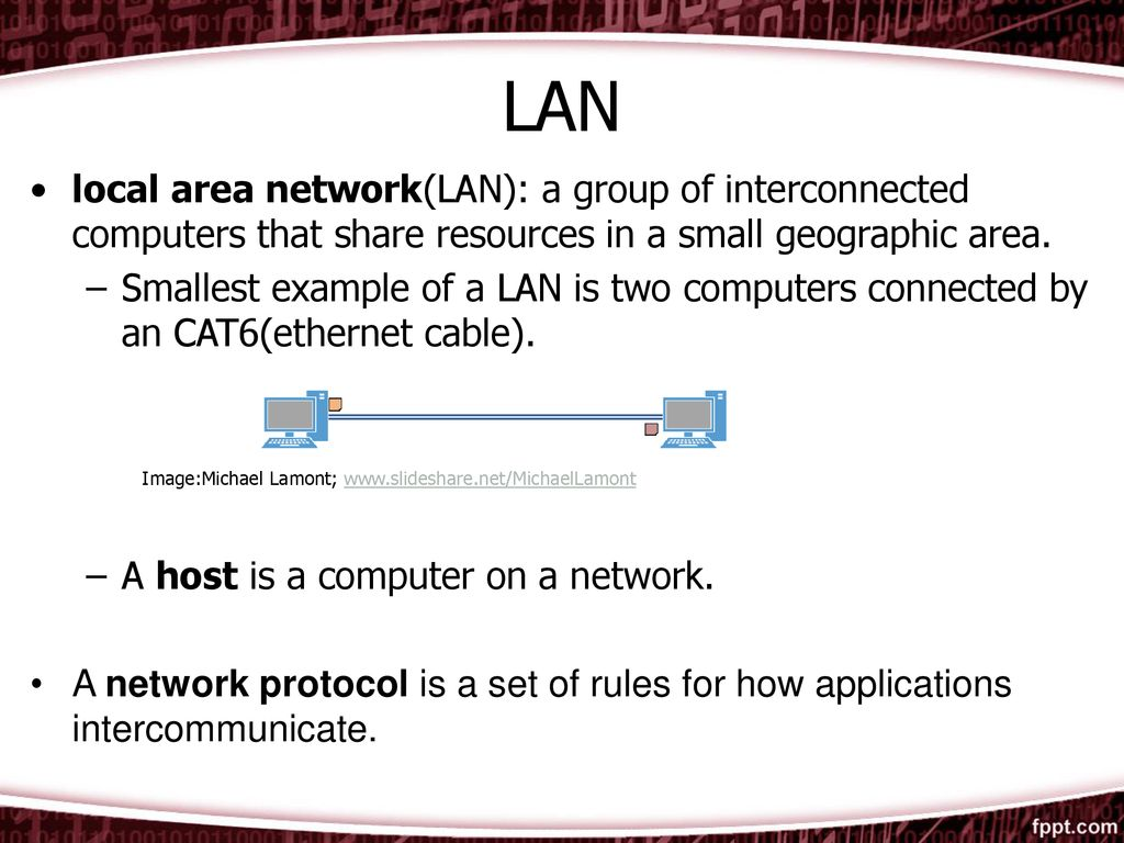 Lecture 17: Introduction to Networking AP Computer Science