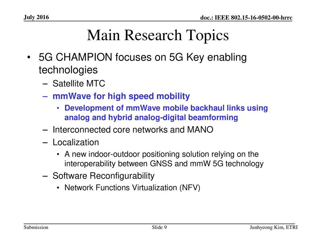doc : IEEE <doc#> - ppt download