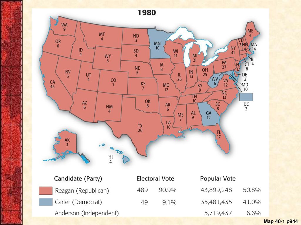 The Resurgence of Conservatism, 1980– ppt download