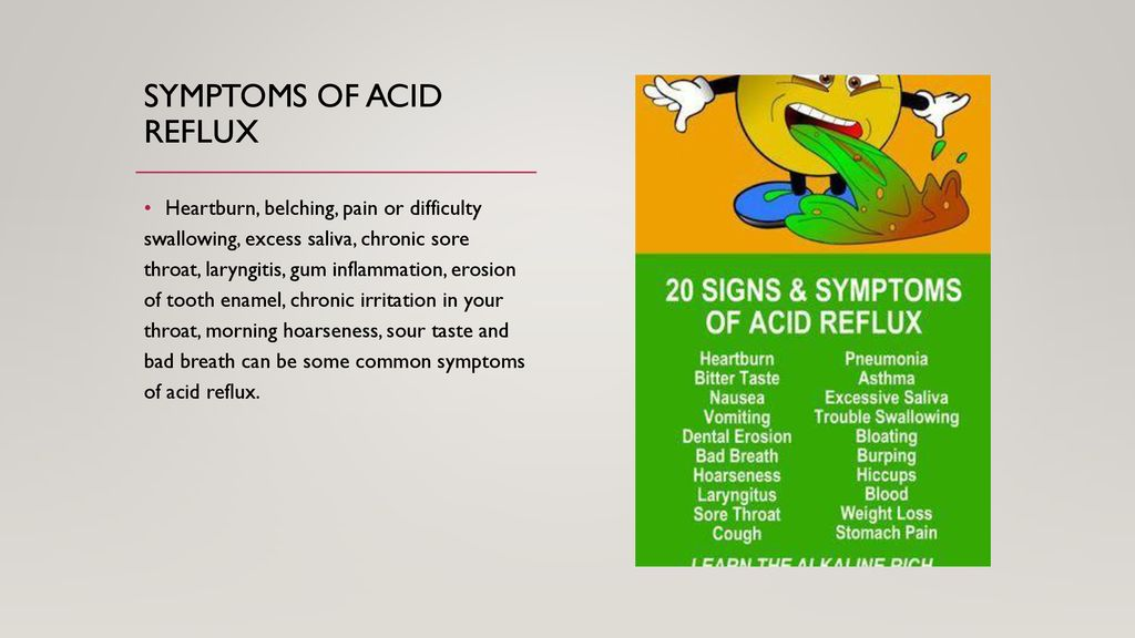 Acid Reflux Zillia Biniam , 5th hour  - ppt download
