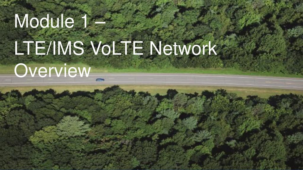 VoLTE Technical Overview storyboard - ppt download