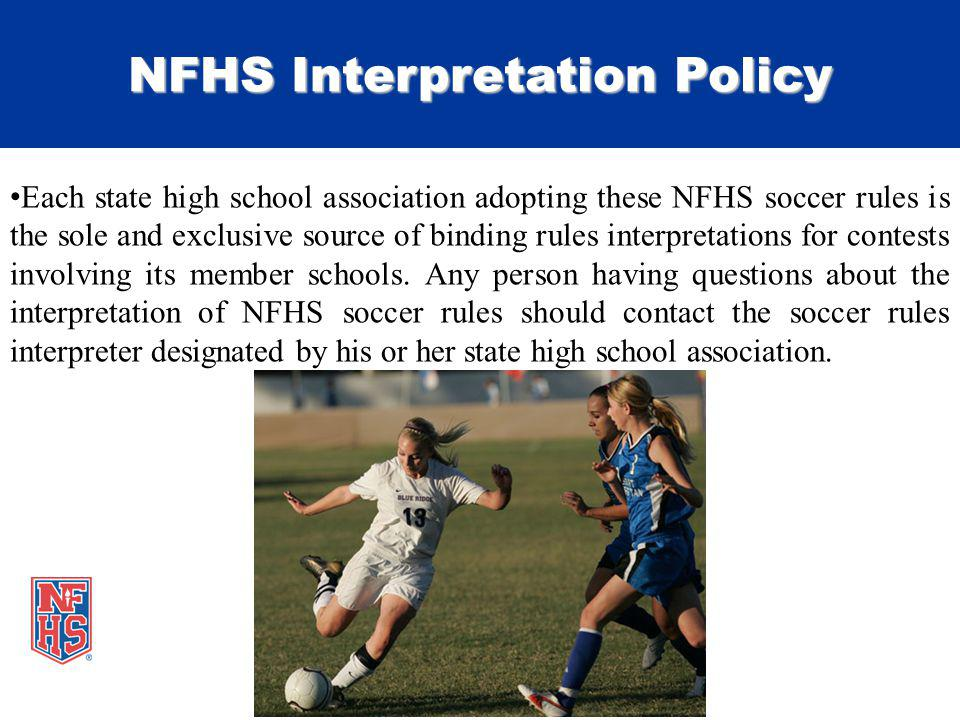 Tssaa girls soccer soccer rules meeting ppt download nfhs interpretation policy fandeluxe Gallery