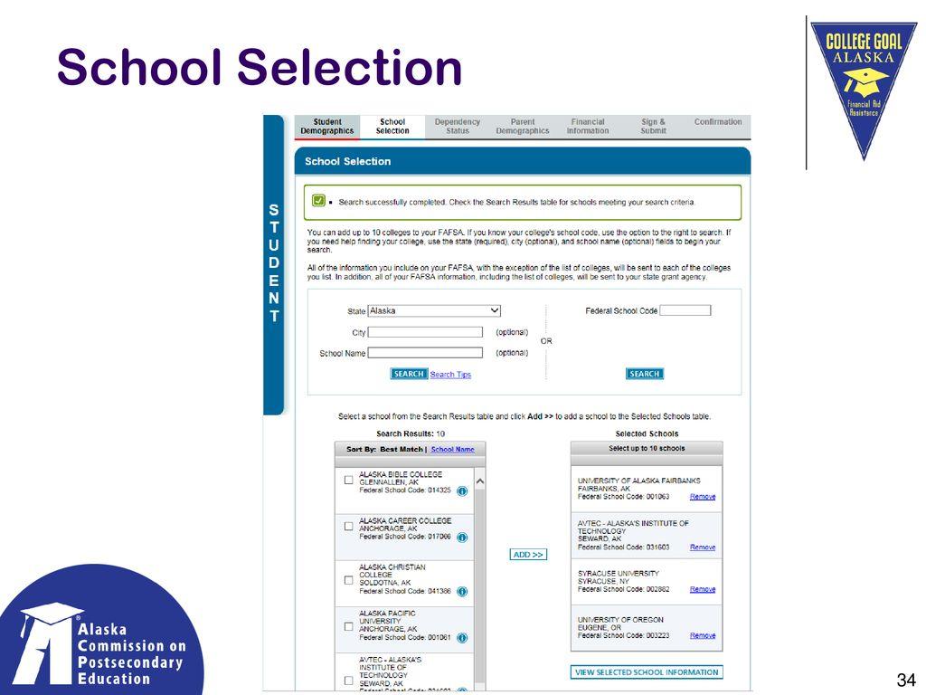 penn foster federal school code fafsa