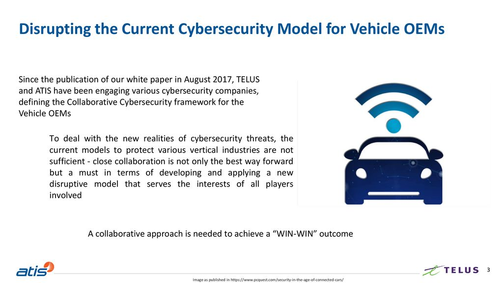 Connected Car – Cybersecurity Update - ppt download