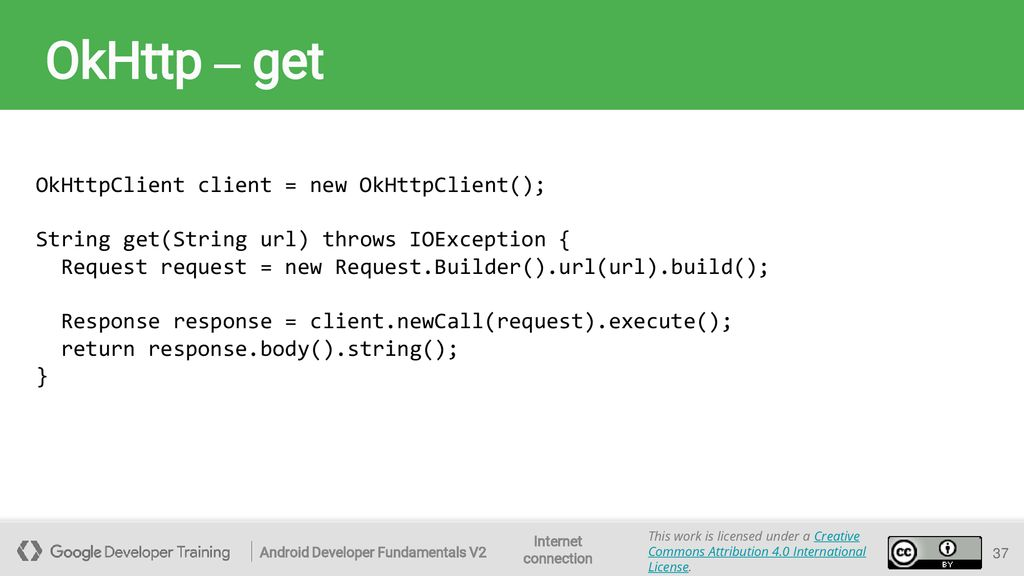 Android Developer Fundamentals V2 - ppt download