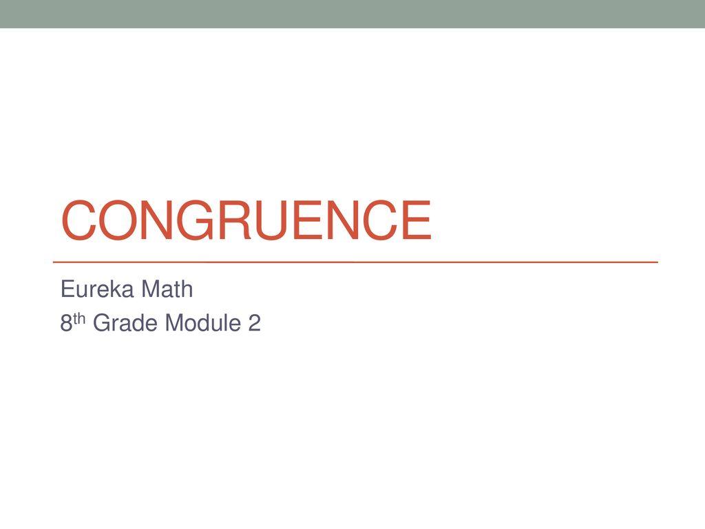 Eureka Math 8th Grade Module 2 - ppt download