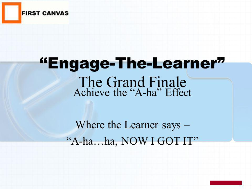 Engage-The-Learner The Grand Finale