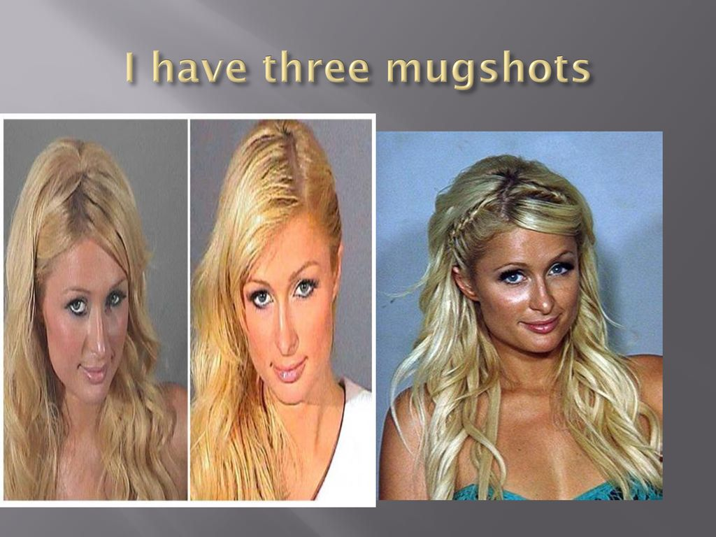 MUGSHOTS Recognize anyone???  - ppt download