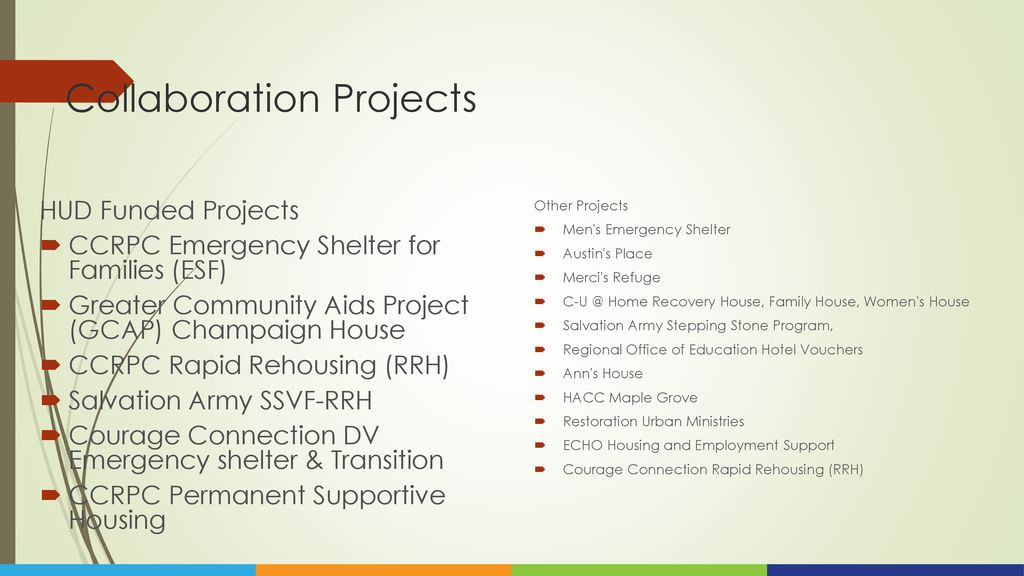 Centralized Intake for Homeless - ppt download