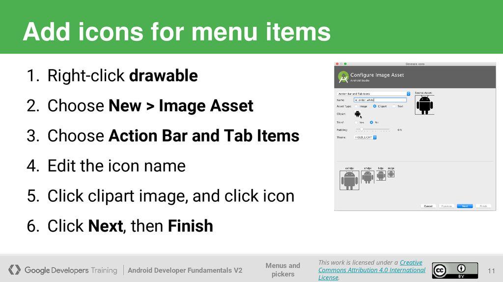 Android Developer Fundamentals V2 Lesson 4 - ppt download